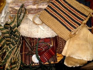 Native American natural fiber clothing