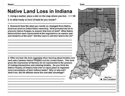 Woodland Indian Educational Programs
